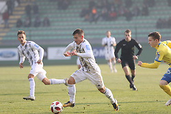 during football match between NŠ Mura and NK Celje in 18th Round of Prva liga Telekom Slovenije 2018/19, on December 2, 2018 in Fazanerija, Murska Sobota, Slovenia. Photo by Blaž Weindorfer / Sportida