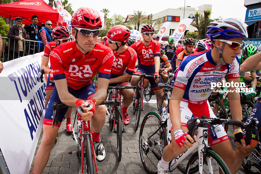 Tour of Turkey 2015/ Stage1/ Alanya to Alanya/ 145 km/ Drapac