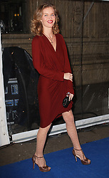 Eva Herzigova arriving at the Cirque Du Soleil: Totem - gala night held at  the Royal Albert Hall in London, Thursday 5th January 2012. Photo by: Stephen Lock / i-Images
