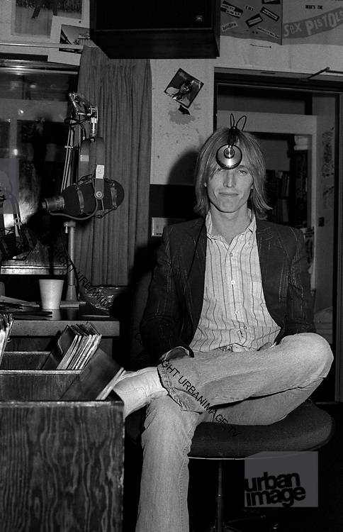 Tom Petty - Studio– San Francisco - 1979