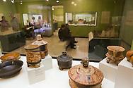 Popol Vuh Museum in guatamala city