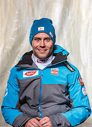 08.10.2016, Olympia Eisstadion, Innsbruck, AUT, OeSV Einkleidung Winterkollektion, Portraits 2016, im Bild Roman Rabl, Behindertensport, Herren // during the Outfitting of the Ski Austria Winter Collection and official Portrait Photoshooting at the Olympia Eisstadion in Innsbruck, Austria on 2016/10/08. EXPA Pictures © 2016, PhotoCredit: EXPA/ JFK