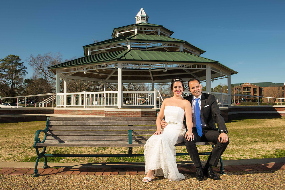 Rodrigo and Sofia Wedding | New Bern Weddings