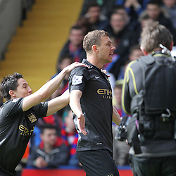Crystal Palace v Manchester City | Premiership | 27 April 2014