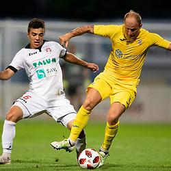 20180812: SLO, Football - Prva liga Telekom Slovenije 2018/19, NK Domzale vs NK Aluminij