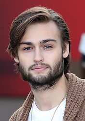 Douglas Booth at the  Burberry Prorsum show at London Fashion Week Autumn/Winter 2013 ,Monday, 18th February 2013  Photo by: Stephen Lock / i-Images