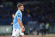 Ciro Immobile of Lazio reacts during the UEFA Europa League, Group E football match between SS Lazio and Celtic FC on November 7, 2019 at Stadio Olimpico in Rome, Italy - Photo Federico Proietti / ProSportsImages / DPPI