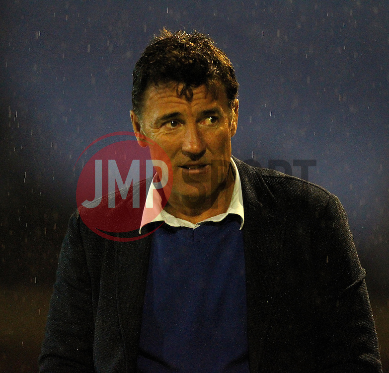 Chesterfield Manager Dean Saunders - Mandatory by-line: Robbie Stephenson/JMP - 07966386802 - 28/07/2015 - SPORT - FOOTBALL - Ilkeston,England - New Manor Ground - Ilkeston FC v Chesterfield FC - Pre-Season Friendly