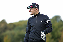 Tom Lockyer of Bristol Rovers joins Team Rateavon as they take part in the annual Bristol Rovers Golf Day - Rogan Thomson/JMP - 10/10/2016 - GOLF - Farrington Park - Bristol, England - Bristol Rovers Golf Day.