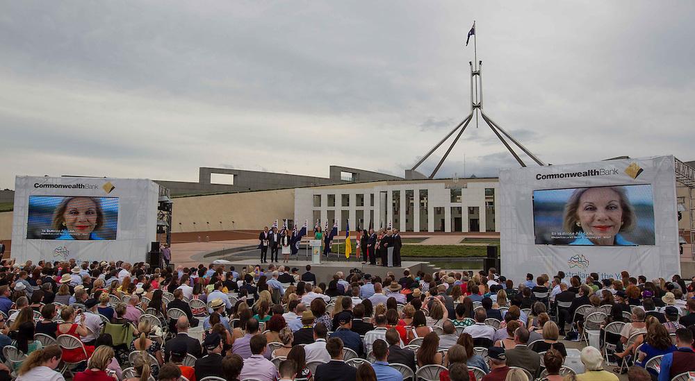 Australian of the Year 2013 - Ita Buttrose AO OBE