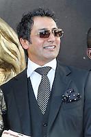 LONDON - MAY 27: Hari Dillon attends the Arqiva British Academy Television Awards at the Royal Festival Hall, London, UK. May 27, 2012. (Photo by Richard Goldschmidt)