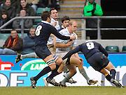 Twickenham, GREAT BRITAIN,  Cambridges, Chris LEWIS, during the 2008 Varsity Rugby match Oxford vs Cambridge played at the RFU Stadium Twickenham, Surrey on  Thursday, 11/12/2008[Photo, Peter Spurrier/Intersport-images]