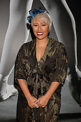 Emili Sande at the Giselle Premier VIP Party, St.Martin's Lane Hotel, London England. 11 January 2017.