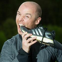 Blaz Strozer, coach of Adidas Summer running school, on April 17, 2015 in Ljubljana, Slovenia. Photo by Vid Ponikvar / Sportida