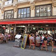 Café Lazar, Paris