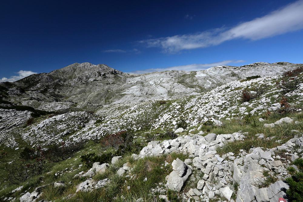 Prenj mountain, Bosnia and Herzegovina.