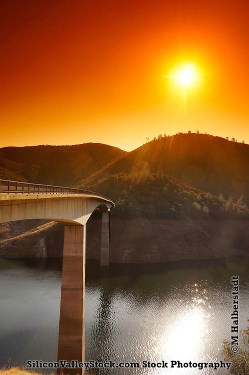 Parrotts Ferry Bridge<br /> Columbia, California, United States