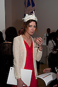 VALERIA NAPOLEONE, Swarovski Whitechapel Gallery Art Plus Opera,  An evening of art and opera raising funds for the Whitechapel Education programme. Whitechapel Gallery. 77-82 Whitechapel High St. London E1 3BQ. 15 March 2012