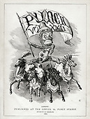 Punch Title Pages 1841-1900