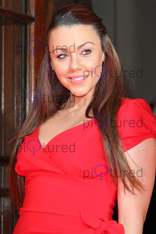 LONDON - MARCH 11: Michelle Heaton attends the Tesco Magazine Mum Of The Year at the Waldorf Hilton Hotel, London, UK. March 11, 2012. (Photo by Richard Goldschmidt)