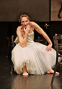 Dominique Mercy, Dancer and Choreographer, memeber of the Tanztheater Wuppertal company of Pina Bausch