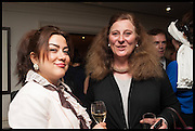 PRINCESS KATARINA OF YUGOSLAVIA, The hon Alexandra Foley hosts drinks to introduce ' Lady Foley Grand Tour' with special guest Julian Fellowes. the Sloane Club. Lower Sloane st. London. 14 May 2014