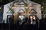 The LAPADA Art & Antiques Fair - private view, Berkeley Sq. London. 12  September 2016