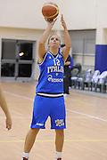 DESCRIZIONE : Roma Basket Amichevole nazionale donne 2011-2012<br /> GIOCATORE : Fassina Martina<br /> SQUADRA : Italia<br /> EVENTO : Italia Lazio basket<br /> GARA : Italia Lazio basket<br /> DATA : 29/11/2011<br /> CATEGORIA : tiro<br /> SPORT : Pallacanestro <br /> AUTORE : Agenzia Ciamillo-Castoria/GiulioCiamillo<br /> Galleria : Fip Nazionali 2011<br /> Fotonotizia : Roma Basket Amichevole nazionale donne 2011-2012<br /> Predefinita :