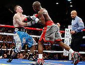 Hatton v Mayweather