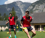 Dundee&rsquo;s Cammy Kerr  - Day 4 of Dundee FC pre-season training camp in Obertraun, Austria<br /> <br />  - &copy; David Young - www.davidyoungphoto.co.uk - email: davidyoungphoto@gmail.com