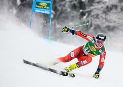 Marcus Monsen of Norway during 1st run of Men's GiantSlalom race of FIS Alpine Ski World Cup 57th Vitranc Cup 2018, on March 3, 2018 in Kranjska Gora, Slovenia. Photo by Ziga Zupan / Sportida