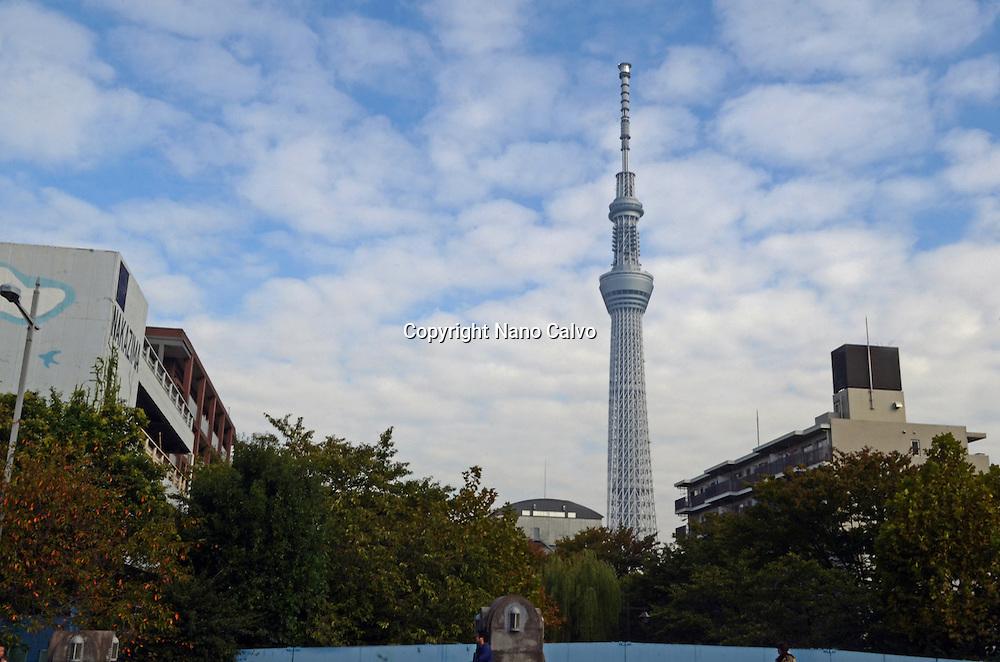 Tokyo Skytree, Tōkyō Sukai Tsuri