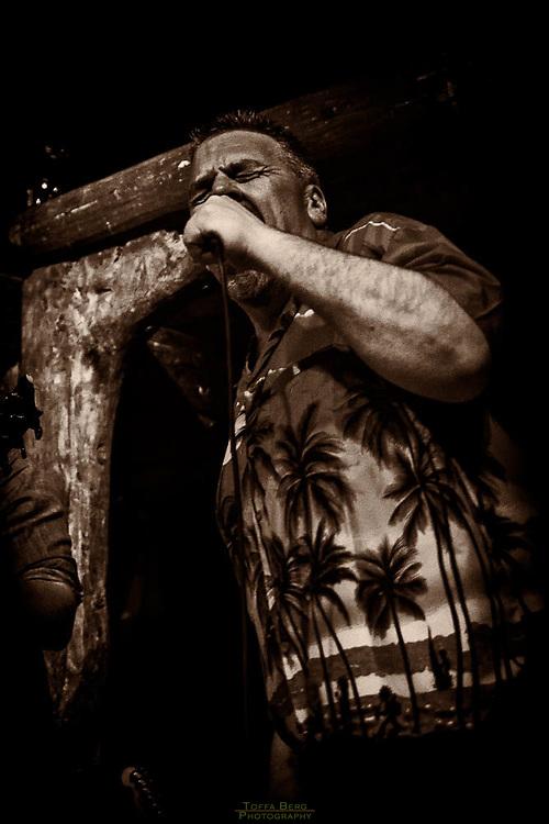 Big Slim Fjeld @ House of Blues festival, Stavanger, Norway.