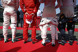August 28, 2016 - Spa Francorchamps, Belgium - Motorsports: FIA Formula One World Championship 2016, Grand Prix of Belgium, .#6 Nico Rosberg (GER, Mercedes AMG Petronas Formula One Team), #7 Kimi Raikkonen (FIN, Scuderia Ferrari), #44 Lewis Hamilton (GBR, Mercedes AMG Petronas Formula One Team), #3 Daniel Ricciardo (AUS, Red Bull Racing) (Credit Image: © Hoch Zwei via ZUMA Wire)