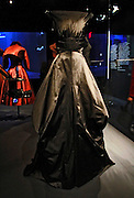 Fashions on display inside The Metropolitan Museum of Art Costume Institute as it opens the Anna Wintour Costume Center and presents Charles James: Beyond Fashion Exhibit in New York City, New York on May 05, 2014.