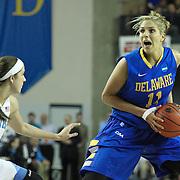 NCAAW BASKETBALL 2013 - MAR 26 - No. 6 Delaware vs No. 3 North Carolina