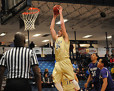 CU Men's Basketball vs Waldorf 11.16.2013