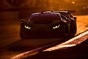 March 16-18, 2017: Mobil 1 12 Hours of Sebring. 11 GRT Grasser Racing Team, Lamborghini Huracan GT3, Richard Antinucci, Mirko Bortolotti, Christian Engelhart, Rolf Ineichen, 16 Change Racing, Lamborghini Huracan GT3, Jeroen Mul, Corey Lewis, Brett Sandberg