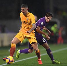 Fiorentina v Roma - 30 Jan 2019