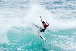 Jul 3, 2017 - KwaDukuza, South Africa - Hiroto Arai of Japan advanced to Round Two after placing second in Heat 4 of Round One at The Ballito Pro, a QS10,000 rated event. (Credit Image: © Kelly Cestari/World Surf League via ZUMA Wire)