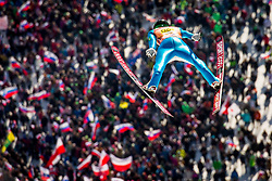during Ski Flying Hill Team Competition at Day 3 of FIS Ski Jumping World Cup Final 2018, on March 24, 2018 in Planica, Ratece, Slovenia. Photo by Ziga Zupan / Sportida