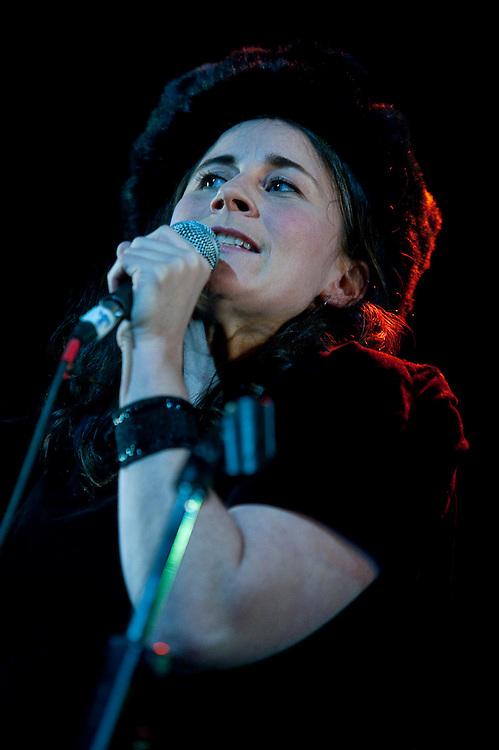 Body and Soul 7 avec Ursula Rucker, Mankind (Alexis O'Hara et D. Kimm), Taqralik Partridge, Lisa Gamble, Geeta à La Sala Rossa, samedi 6 février 2010