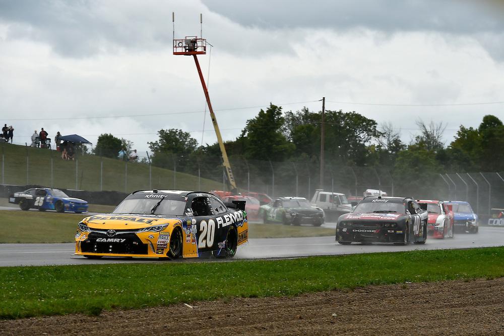 12-13 August, 2016, Lexington, Ohio USA<br /> Erik Jones, DeWalt Toyota Camry<br /> &copy;2016, Scott R LePage <br /> LAT Photo USA