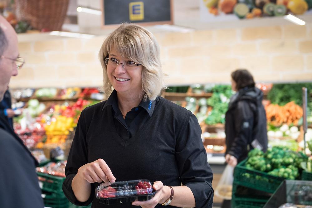 Sandra Jäckel (EDEKA-Kauffrau)
