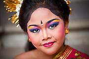 Apr. 25 -- UBUD, BALI, INDONESIA:     A Balinese dancer in Ubud. Ubud is considered Bali's artistic and cultural heart. About 20 miles from the beaches near Kuta, it attracts a slightly older crowd.  PHOTO BY JACK KURTZ