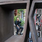 Beijing, China 2013. Dashilan, The Factory.