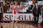 DESCRIZIONE : Teramo Lega A1 2006-07 Siviglia Wear Teramo Climamio Fortitudo Bologna <br /> GIOCATORE : Janicenoks <br /> SQUADRA : Siviglia Wear Teramo <br /> EVENTO : Campionato Lega A1 2006-2007 <br /> GARA : Siviglia Wear Teramo Climamio Fortitudo Bologna <br /> DATA : 22/04/2007 <br /> CATEGORIA : Ritratto <br /> SPORT : Pallacanestro <br /> AUTORE : Agenzia Ciamillo-Castoria/G.Ciamillo