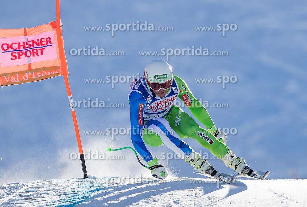 03.12.2016, Val d Isere, FRA, FIS Weltcup Ski Alpin, Val d Isere, Abfahrt, Herren, im Bild Bostjan Kline (SLO) // Bostjan Kline of Slovenia in action during the race of men's Downhill of the Val d'Isere FIS Ski Alpine World Cup. Val d'Isere, France on 2016/12/03. EXPA Pictures © 2016, PhotoCredit: EXPA/ Johann Groder