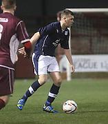 Adam Cummins - Stenhousemuir v Dundee, SPFL Reserve League Cup at Ochilview<br /> <br /> <br />  - &copy; David Young - www.davidyoungphoto.co.uk - email: davidyoungphoto@gmail.com