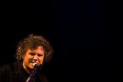 Sao Paulo_SP, Brasil...Show de Arrigo Barnabe na Virada Cultural em Sao Paulo...The Arrigo Barnabe show in Virada Cultural in Sao Paulo...Foto: MARCUS DESIMONI / NITRO